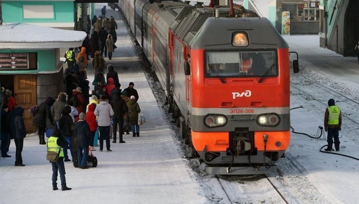 В обход Украины пошли все грузовые и пассажирские поезда