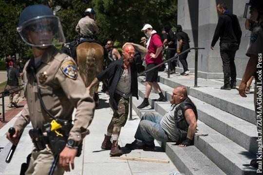США. Методики либеральных репрессий против «врагов народа» доведены до совершенства