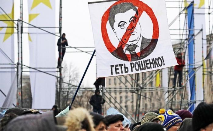 Майдан в Киеве. На кого вашингтонский обком сменит Саакашвили?