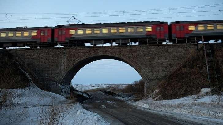 Российские поезда теперь объезжают Украину стороной