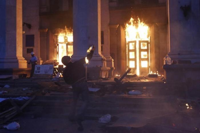 Одесса, Дом профсоюзов. Число реальных жертв 397 человек