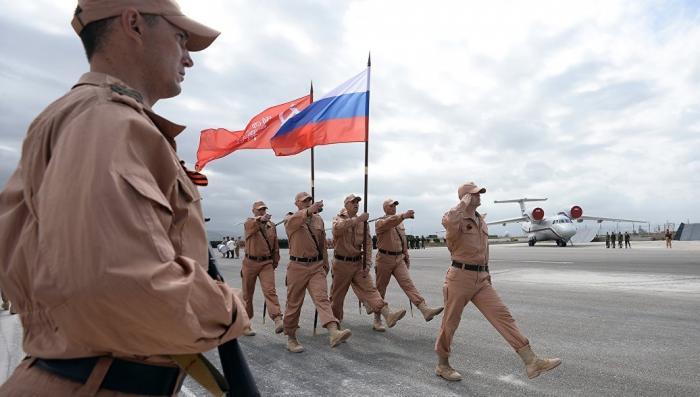 Речь Владимира Путина о выводе русских войск из Сирии