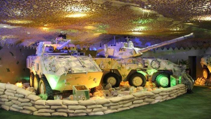 Что Россия покажет на оружейной выставке в Кувейте