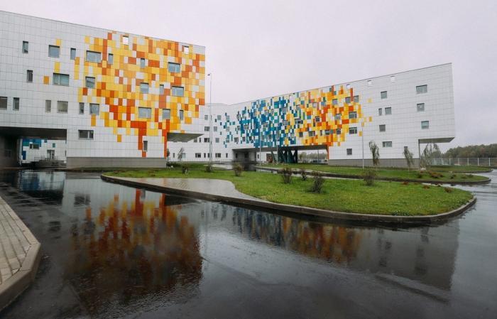 Новый центр материнства и детства открыт вМосковской области