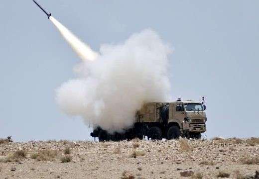 ВСирии «Панцирь С1» сбил новейшую израильскую ракету