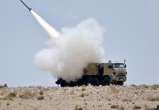 ВСирии ЗРПК «Панцирь С1» сбил новейшую израильскую ракету LORA