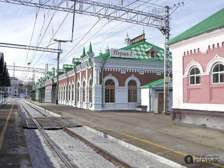 Что РЖД «вытворяет» с древними зданиями ж/д вокзалов