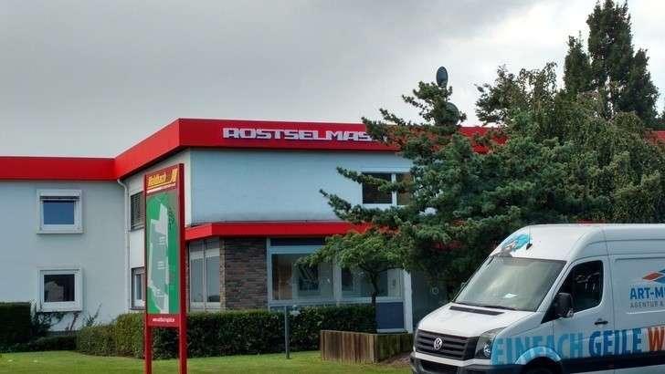 Ростсельмаш открыл своё представительство вГермании