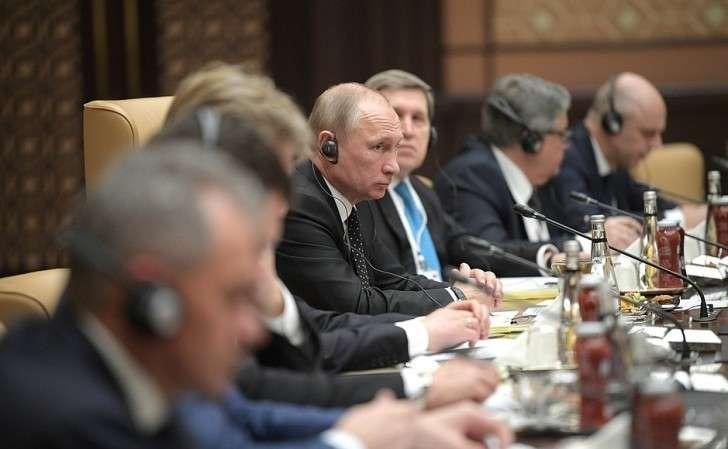 Входе российско-турецких переговоров.