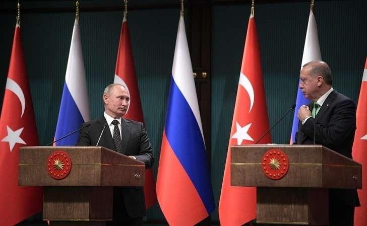 Заявления для прессы поитогам российско-турецких переговоров.