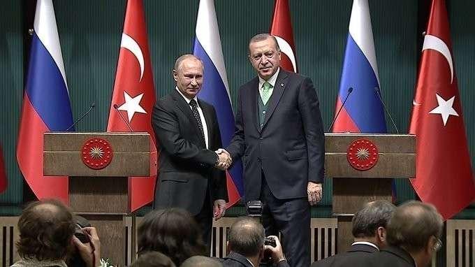 Заявления для прессы поитогам российско-турецких переговоров
