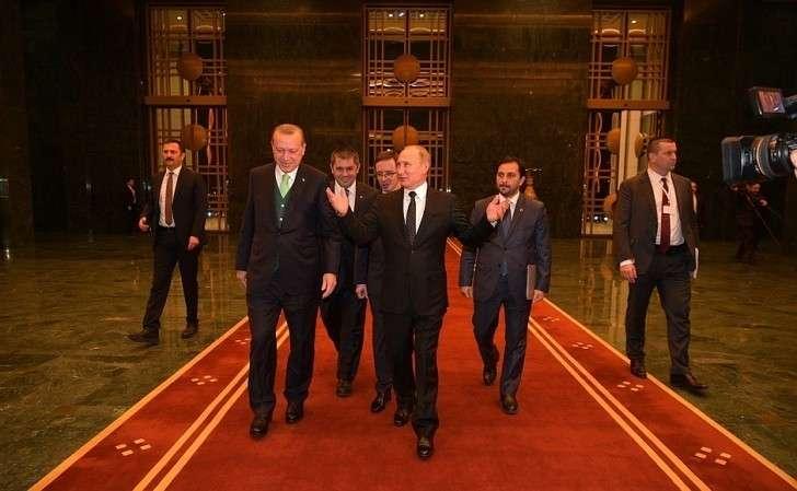 Врезиденции Президента Турецкой Республики.