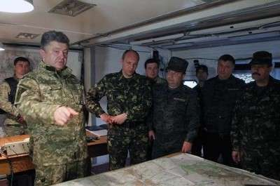 Порошенко нужна передышка для организации иностранной интервенции  - Чолханов