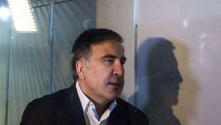Решение суда об освобождении Саакашвили обжалует вальцманская прокуратура