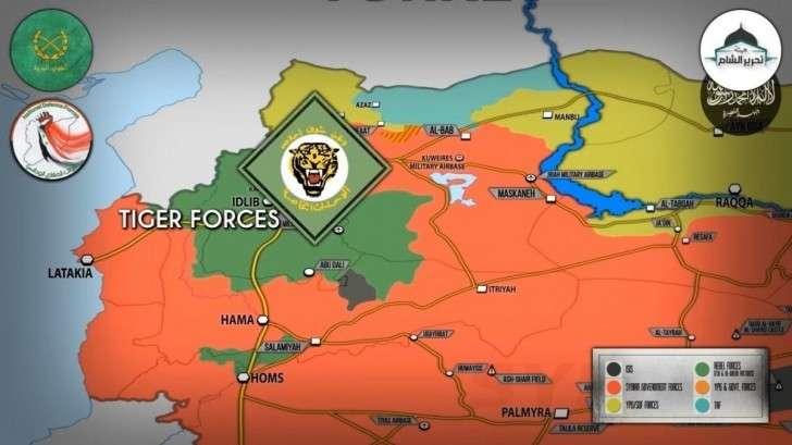 Сирия. Владимир Путин отдал приказ о выводе части сил из Сирии