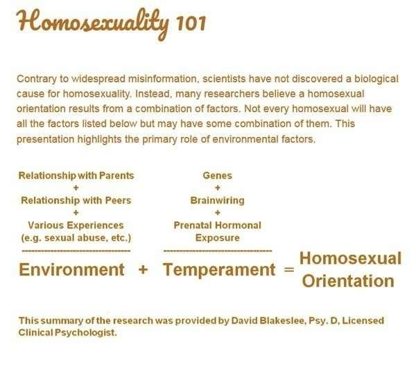 Гей-гены не найдены но гей-лобби в СМИ это не важно