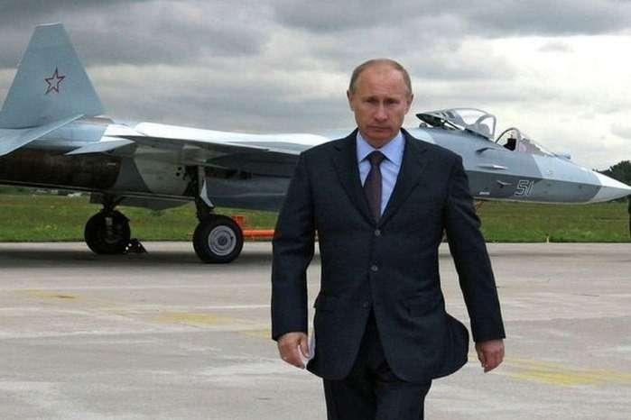 «Нанесем удары, которых не видели!» – кого Владимир Путин предупредил в Хмеймиме?