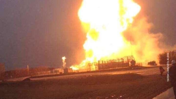 Взрыв на газовом хабе в Австрии прервал поставки газа в Италию, Венгрию и Словению