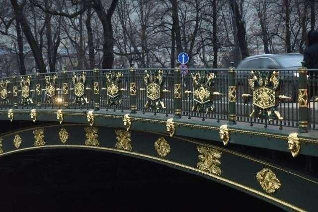 Трехмостье иПантелеймоновский мост открыты после реконструкции вСанкт-Петербурга
