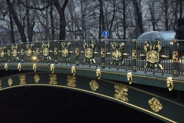 В Петербурге после реконструкции открыты Трехмостье иПантелеймоновский мост