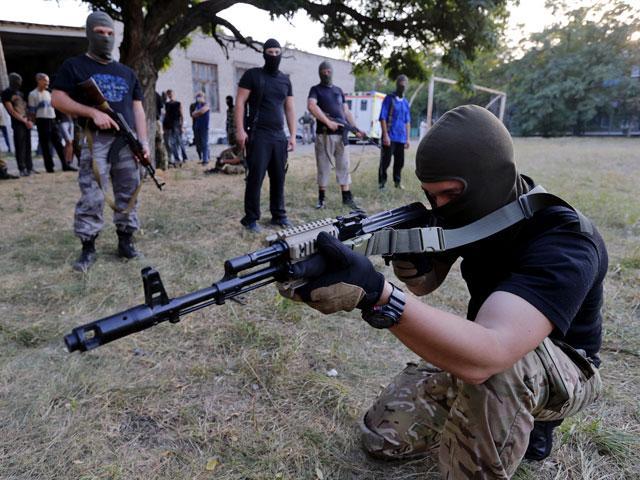 Батальон «Киевская Русь» в котле. Дебальцево может стать вторым Иловайском