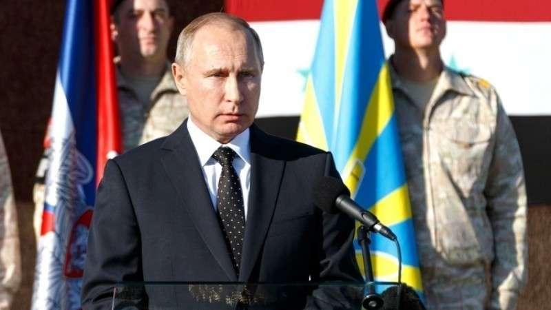 Как Владимир Путин своим заявлением по Сирии оставил Запад в дураках
