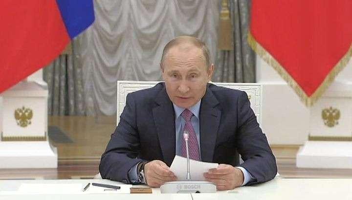 Владимир Путин назвал стабильность конституционных норм составляющей успеха страны