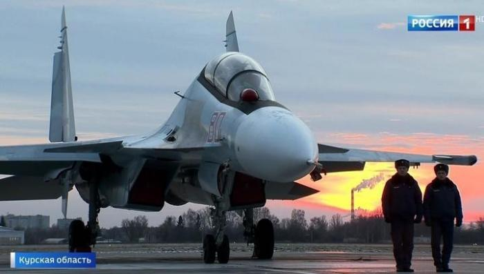 Сто новейших истребителей Су-30СМ охраняют безопасность России