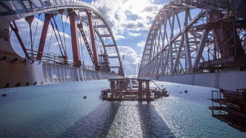 Депутат Крыма ответил киевской хунте на санкции из-за Керченского моста