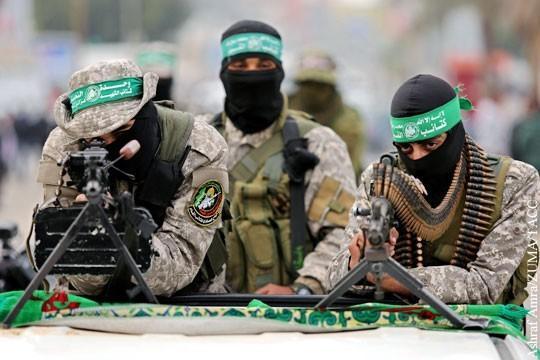 Иерусалим. У ХАМАС нет сил для серьёзного восстания