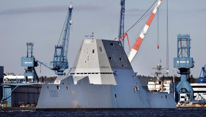 Зумволт. Почему «суперэсминц» ВМС США стал изгоем