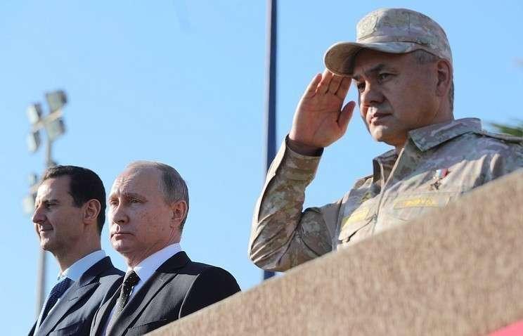 Владимир Путин внес в Госдуму план по расширению базы ВМФ России в Тартусе