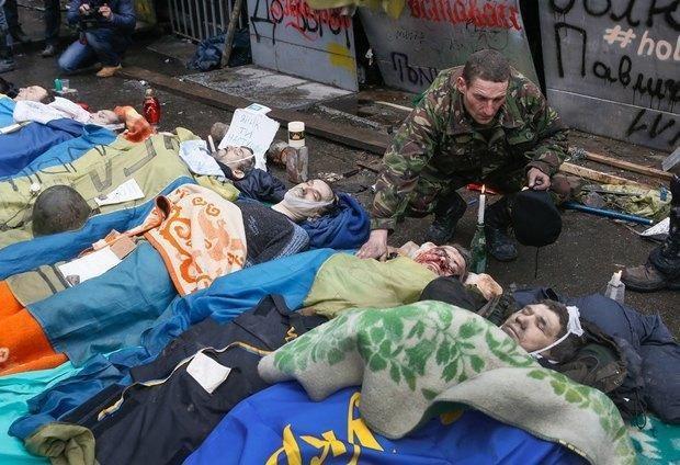 Грузинским наёмникам платили по 5 тысяч за труп на майдане