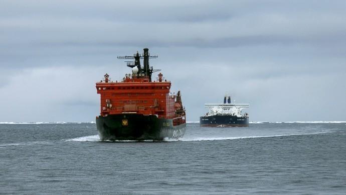 Северный морской путь 2017. Число транзитных рейсов выросло в1,5 раза