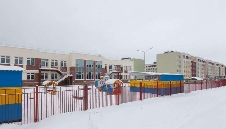 ВСанкт-Петербурге построены пять новых детских садов