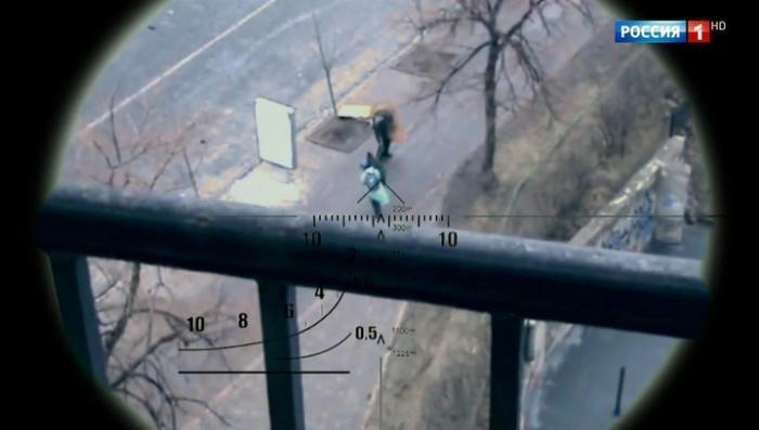 Грузинские снайперы расскажут суду, как стреляли в протестующих и силовиков на Майдане
