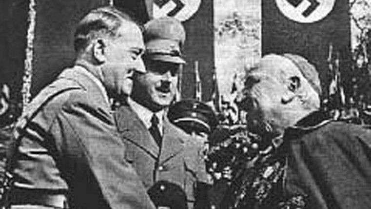 «Святой» Ватикан запретил телепередачу о своём сотрудничестве с нацистами