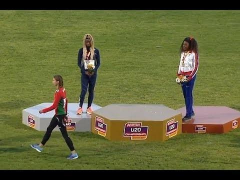 Белорусская спортсменка ушла с пьедестала, потому что включили чужой гимн