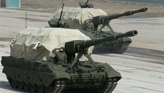 Бог войны выходит в стратосферу: почему Россия делает ставку на дальнобойные пушки