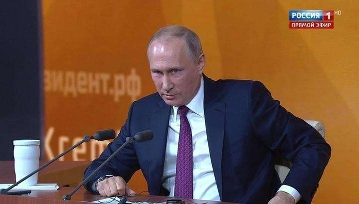 Владимир Путин о Донбассе, минском формате и украинском недогосударстве