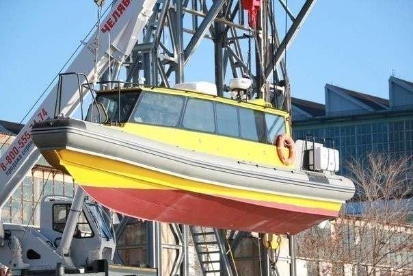 ВКрыму построили новый быстроходный пассажирский катер «Крым 1133Т» «Крым 1133Т»