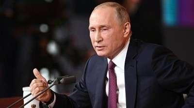 Владимир Путин: Донбасс без защиты ждёт резня даже хуже, чем в Сребреннице