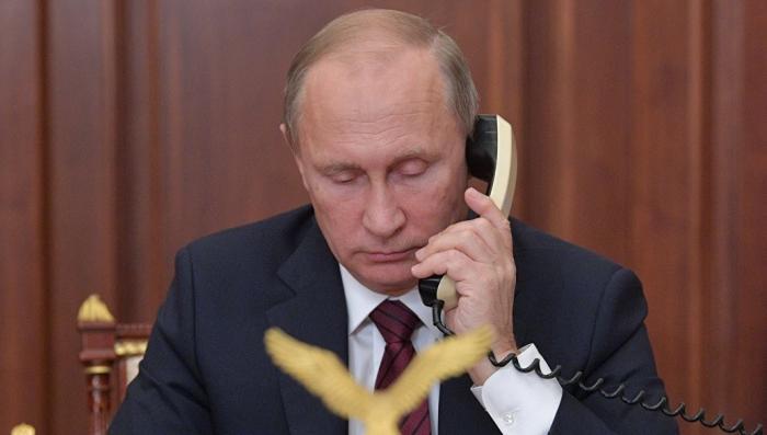Дональд Трамп поблагодарил Владимира Путина за поддержку против конгресса США