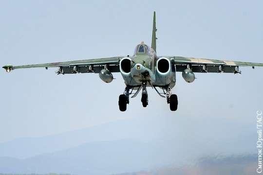 МО России опровергло сообщение США о перехвате штурмовиков в Сирии