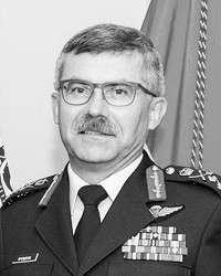 Генерал-лейтенант Пол (Павло) Фрэнсис Винник (фото: Sgt. 1st Class Chuck Burden/U.S. Army)