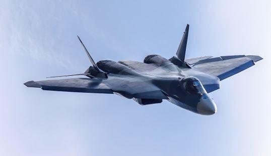 Су-57 (ПАК-ФА). Лётные качества российского истребителя поразили Запад