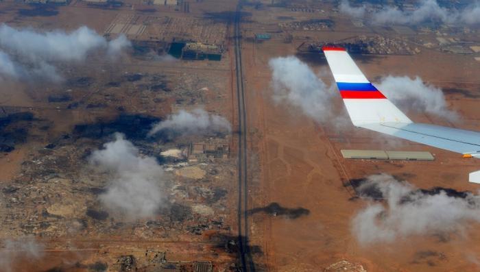 Россия и Египет договорились возобновить регулярные авиаресы