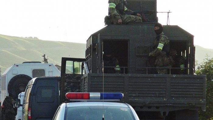 Под Нальчиком силовики в перестрелке ликвидировали боевика