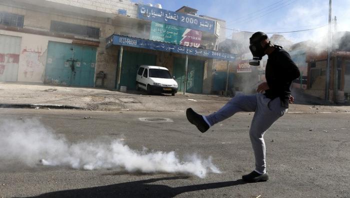 Евреи убили четырёх и ранили более 400 палестинцев