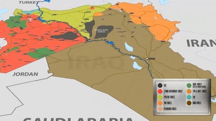 Сирия и Ирак: правительственная армия готовится к крупнейшему наступлению на Идлиб
